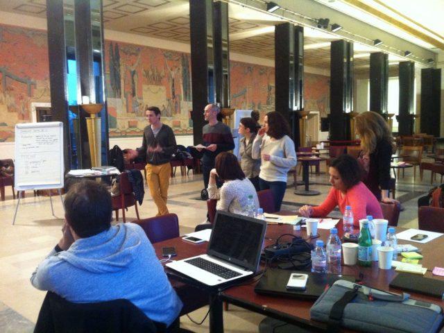Restitution TMNlab #12 : construire une méthodologie de remix pour les théâtres