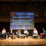 Culture Num 2017 : quand le monde culturel s'approprie les outils numérique de l'entreprise