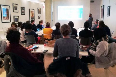 Publics connectés : retour sur les premières phases du projet