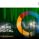 #CultureisDigital Le rapport britannique  souligne le potentiel numérique des organisations culturelles et lance une série d'initiatives