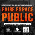 «Faire espace public», restitution de l'étape#3 de «Vers une culture des communs»