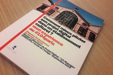 Petit guide de la gestion de projet UX appliqué au milieu culturel (management de l'innovation)