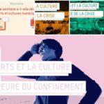 La crise sanitaire a-t-elle déconfiné les arts et cultures numériques ? Retour sur le #webinaire de l'Observatoire des Politiques Culturelles
