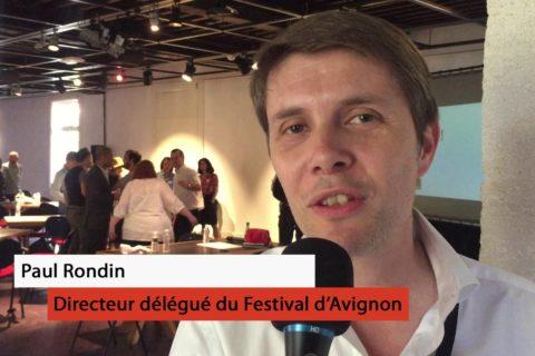 «Festival Expériences, un espace de dématérialisation et de partage à travers de nouvelles formes d'expériences individuelles ou collectives.» Paul Rondin